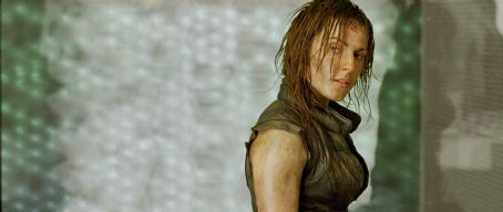 Antje Traue  stars in Overture Films' Pandorum. © Copyright 2009 Constantin Film Produktion GmbH. All Rights Reserved.