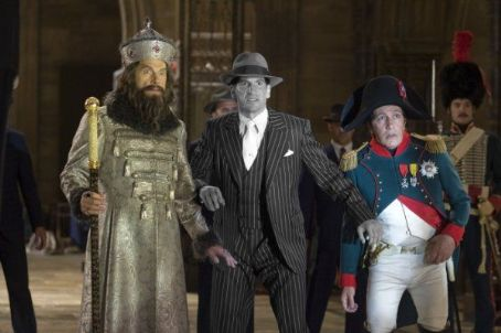 Jon Bernthal Night at the Museum: Battle of the Smithsonian (2009)