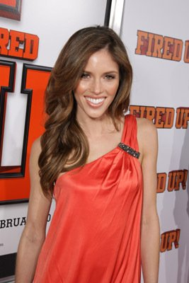 Kayla Ewell Screen Gems World Premiere of