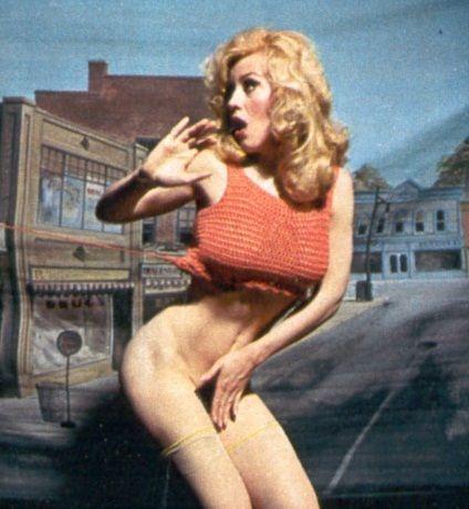 Lee Meredith burlesque