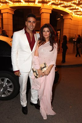 Twinkle Khanna The Premiere of Warner Bros. 'Chandni Chowk to China'