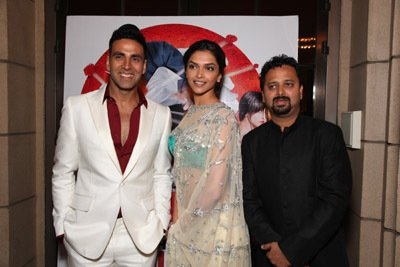 Akshay Kumar The Premiere of Warner Bros. 'Chandni Chowk to China'