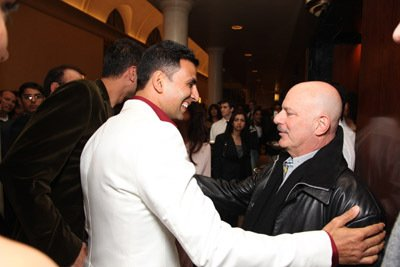 Rob Cohen The Premiere of Warner Bros. 'Chandni Chowk to China'