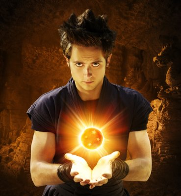 Goku Dragonball Evolution (2009)