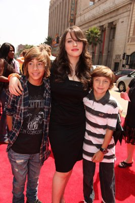 Jake Short Los Angeles Premiere Of 'Shorts'