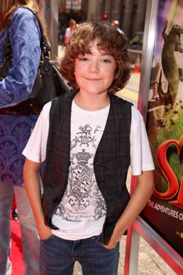 Trevor Gagnon Los Angeles Premiere Of 'Shorts'