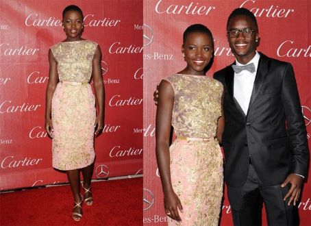 Lupita Nyong'o Lupita Nyong'o – 2014 Palm Springs International Film Festival