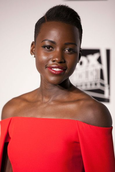 Lupita Nyong'o Actress  attends The Weinstein Company & Netflix's 2014 Golden Globes After Party presented by Bombardier, FIJI Water, Lexus, Laura Mercier, Marie Claire and Yucaipa Films at The Beverly Hilton Hotel on January 12, 2014 in Beverly Hills, Cal
