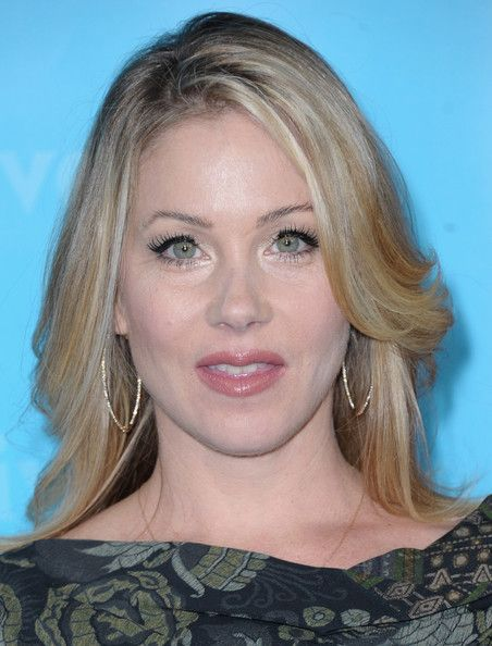 Christina Applegate arrives to the NBC Universal 2012 Winter TCA Tour All-Star Party on January 6, 2012 in Pasadena