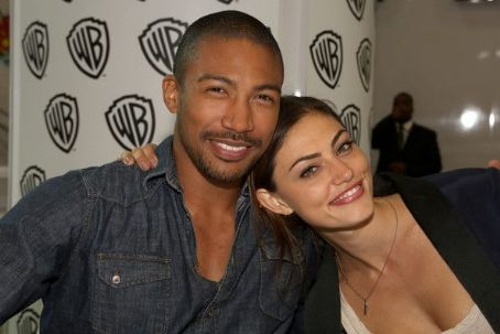 Charles Michael Davis Warner Bros Entertainment at Comic-Con International 2013 - Day 3