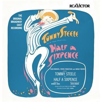 Grover Dale Half A Sixpence 1965 Tommy Steele
