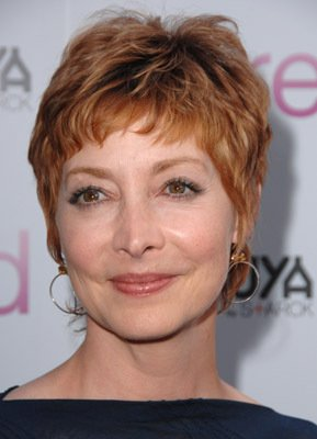 Sharon Lawrence Spread Los Angeles Premiere