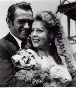 June Vincent  & Darren McGavin