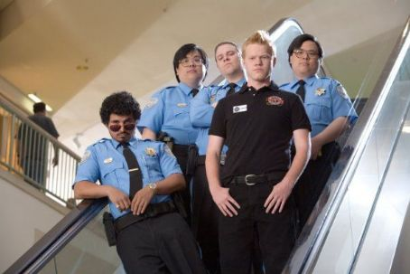 Jesse Plemons Observe and Report (2009)
