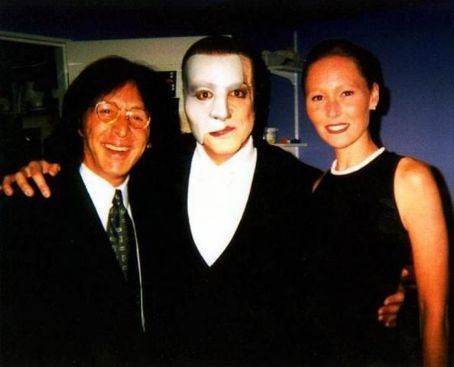 Gigi Criss Peter and  with Paul Stanley