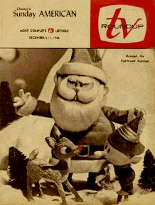 Christmas Rudolph The Rednosed Raindeer 1964