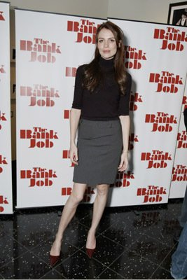 The Bank Job Special Screening of Lionsgate's