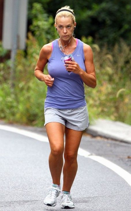 Kate Gosselin: Jogging Mommy