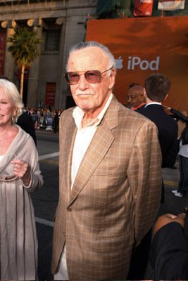 Stan Lee Paramount Pictures and Marvel Los Angeles Premiere of