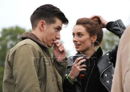 Alex Turner - Wireless Festival 2012