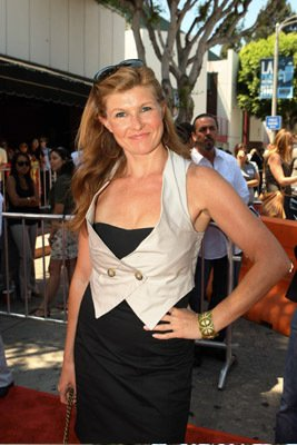 Connie Britton New Line Cinema and Walden Media's 'Journey To The Center of The Earth' Premiere