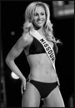 Candice Crawford Sexy photo as Miss Missiouri USA 2008