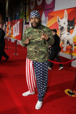 Mr. T Walt Disney Pictures 'Bolt' World Premiere