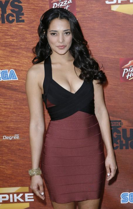 "Natalie Martinez - May 30 2008 - Spike TV's 2 Annual ""Guys Choice"" Awards, Culver City"