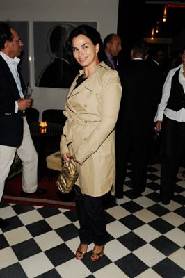 Karen Duffy - Cinema Society Screening of The Women