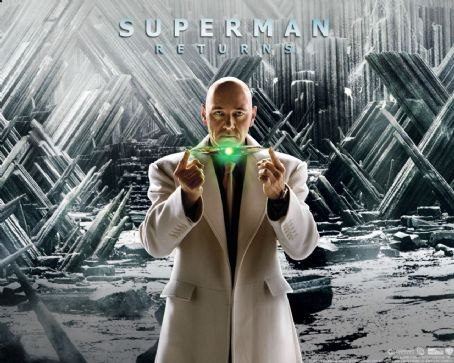 Lex Luthor Superman Returns wallpaper - 2006