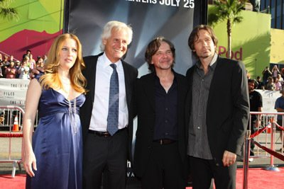 Frank Spotnitz World Premiere of
