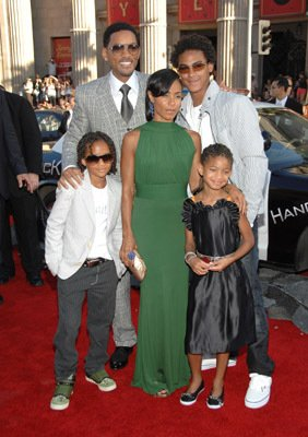 Willow Smith The World Premiere of Columbia Pictures'