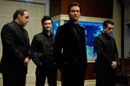 Dominic West Punisher: War Zone (2008)