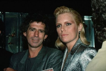 Keith Richards - Keith and Patti Richards