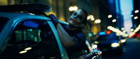 Joker The Dark Knight (2008)