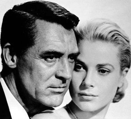 Grace Kelly and Cary Grant Pics