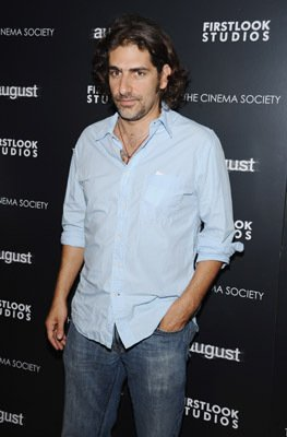Michael Imperioli The Cinema Society and First Look Studios Host a Screening of August