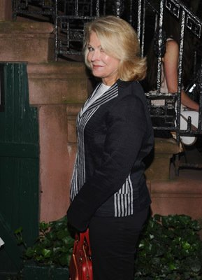 "Candice Bergen - ""Gonzo: The Life and Work of Dr. Hunter S. Thompson"" New York Premiere"