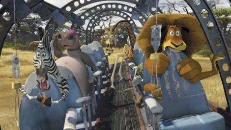 Melman Madagascar: Escape 2 Africa (2008)