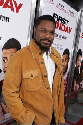 Malcolm-Jamal Warner Screen Gems presents the World Premiere of 'First Sunday'