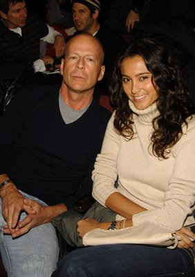 "Bruce Willis and Emma Heming - 2008 Sundance Film Festival - ""What Just Happened"" Premiere"