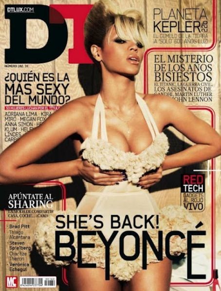 Victoria Beckham - DT Magazine Cover [Spain] (February 2012)