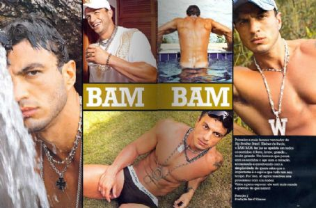 Kléber Bambam  - G Magazine Pictorial [Brazil] (January 2007)