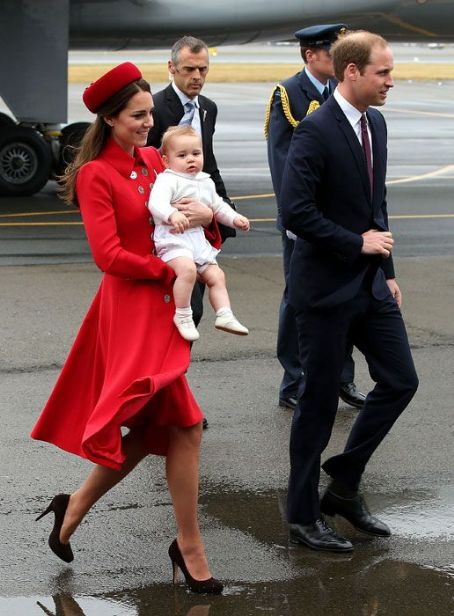Prince George of Cambridge Prince Windsor, Kate Middleton & Prince George