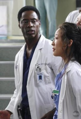 "Isaiah Washington ""Grey's Anatomy"" (2005)"