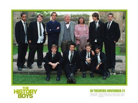 Stephen Campbell Moore The History Boys Wallpaper