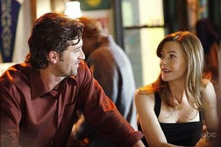 "Ellen Pompeo and Patrick Dempsey - ""Grey's Anatomy"" (2005)"