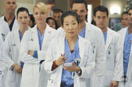 "T.R. Knight - ""Grey's Anatomy"" (2005)"