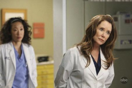 "Mary McDonnell ""Grey's Anatomy"" (2005)"