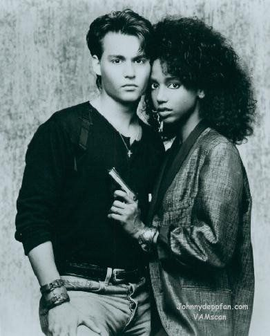 Holly Robinson Peete and johnny depp